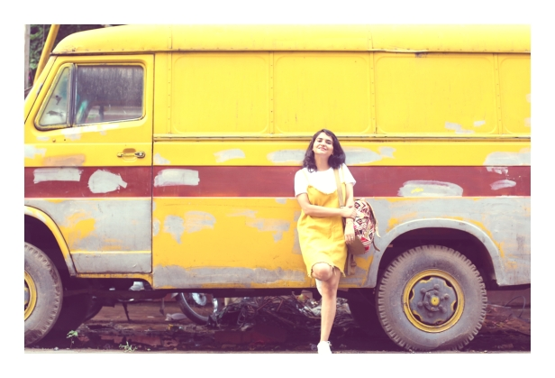 yellow postcard 1